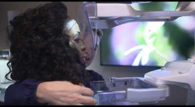 Embedded thumbnail for Breast Cancer Screening in Underserved Communities